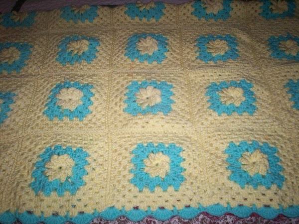 My Mother-in-law's Blanket !! Recipe
