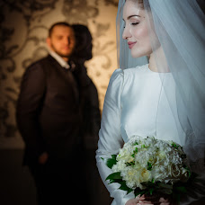 Wedding photographer Magomed Chabaev (Magomed). Photo of 15.02.2018