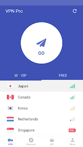 Free VPN proxy by Snap VPN screenshot 3