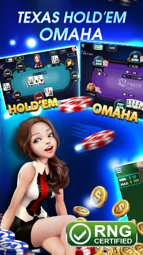 AA Poker - Holdem, Omaha, Blackjack, OFC 2.0.36 screenshots 4