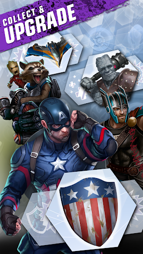 Marvel Puzzle Quest 170.469690 screenshots 1