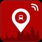 CityTransit: Bus,Train Tracker icon