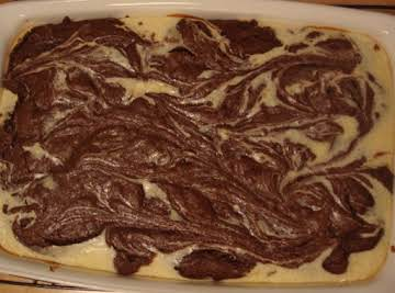 Marbled Cheesecake Brownies
