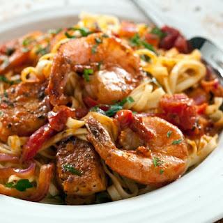 Seafood Jambalaya Pasta Recipes
