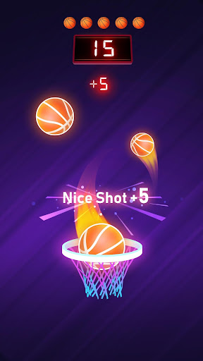 Dunk n Beat screenshot 2