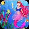 Mermaid Princess Makeover