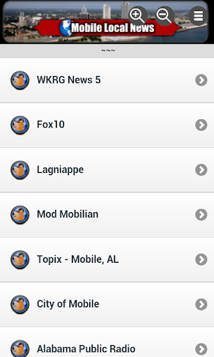 Mobile Local News