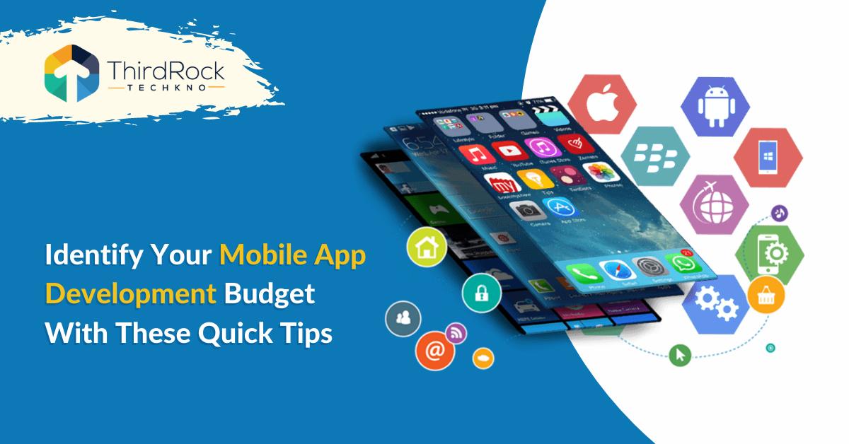 budget mobile app development tips