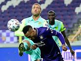 """Cyriel Dessers impressionné par le jeu d'Anderlecht : """"Jamais une équipe ne nous a causé autant de problèmes tactiques"""""""
