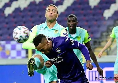 """Cyriel Dessers onder indruk van aanpak Anderlecht: """"Nooit zoveel tactische problemen bezorgd"""""""