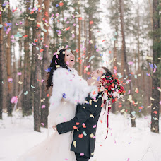 Wedding photographer Vladimir Peskov (peskov). Photo of 21.02.2018