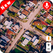 GPS Satellite, Voice Maps Navigate && Traffic Alert