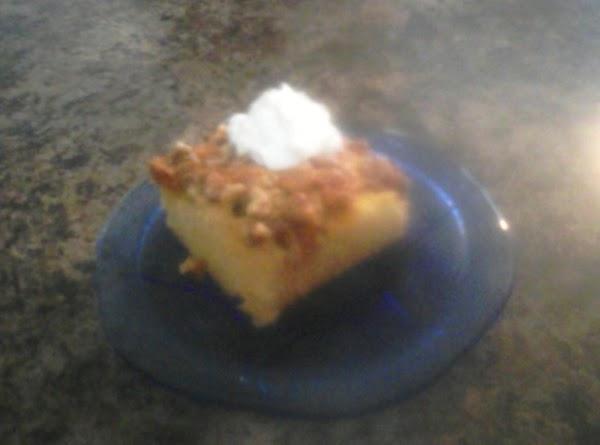 Hornet's Nest Cake Recipe