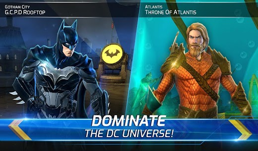 DC Legends: Battle for Justice App Download for Android and iPhone 4