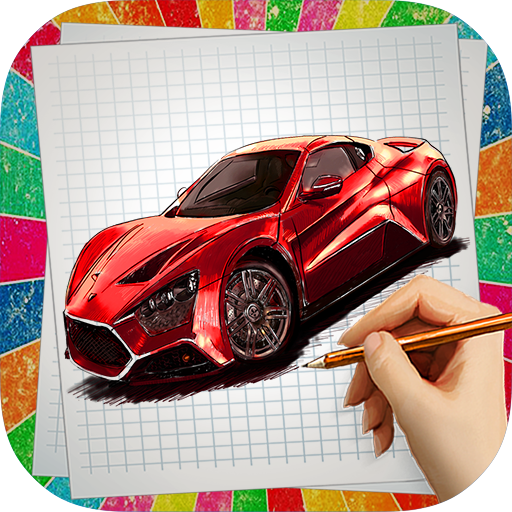 How To Draw Super Car Android Apps On Google Play