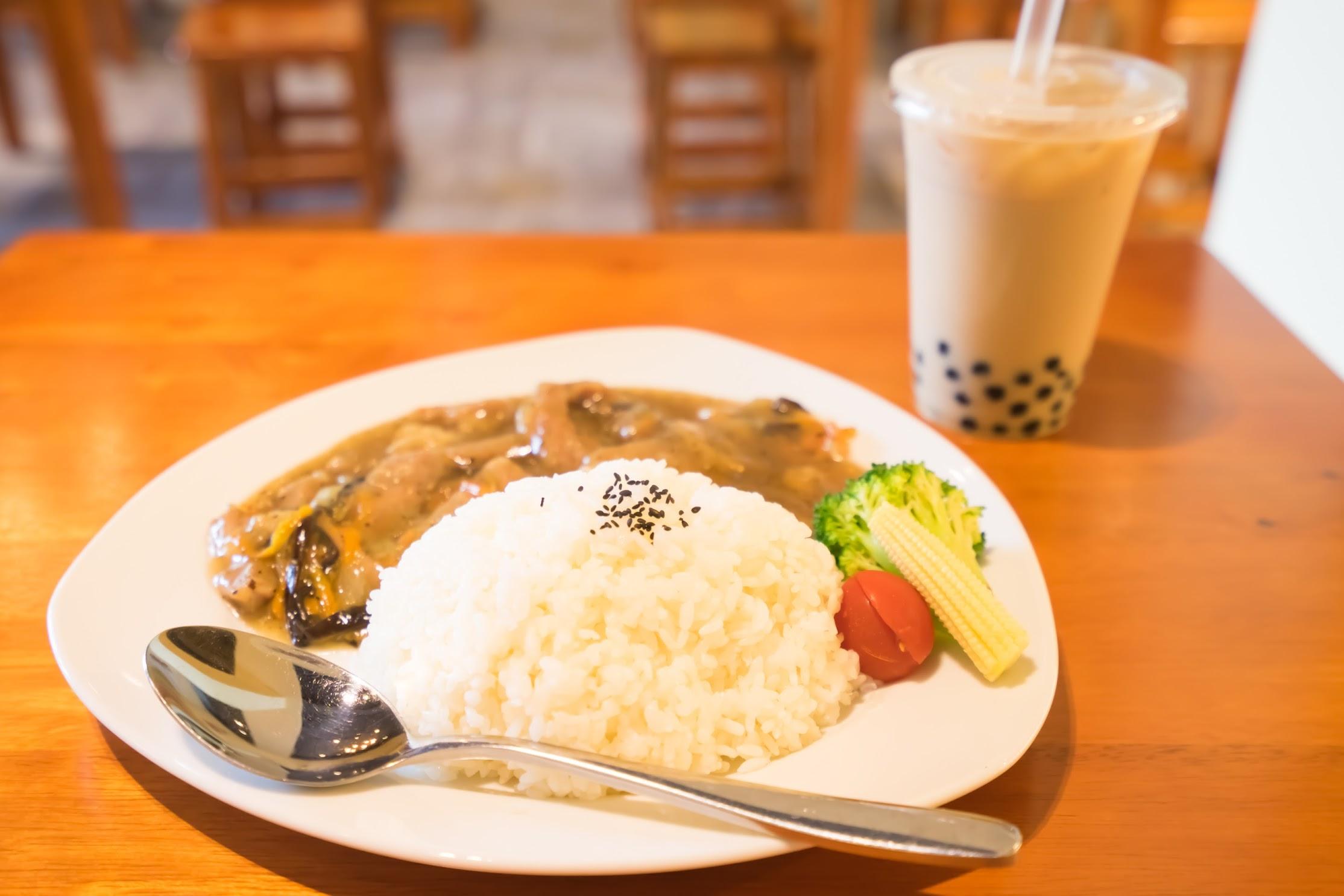 Taiwan Pingxi Line Shifen cafe3