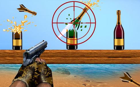 Real Bottle Shooter Hero 2019 :Free Shooting Game 9
