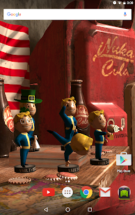 Fallout 4 live wallpaper android apps on google play fallout 4 live wallpaper screenshot thumbnail voltagebd Image collections