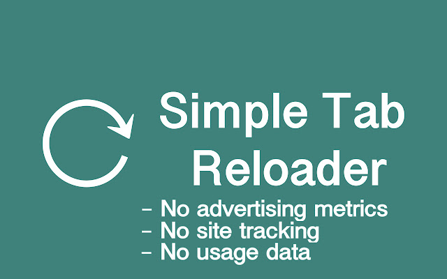 Simple Tab Reloader