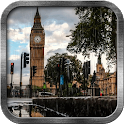 London Rain Live Wallpaper icon