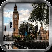 London Rain Live Wallpaper