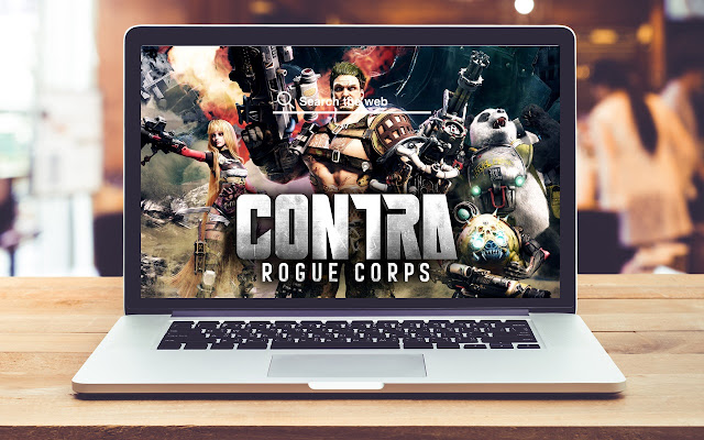 Contra: Rogue Corps HD Wallpapers Game Theme