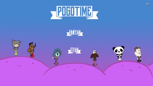 Pogo Time
