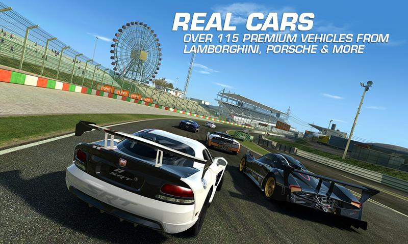 Real Racing 3 Mod Apk (Unlimited Money/Unlocked All) 4