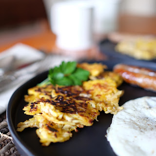 PALEO HASH BROWNS Recipe