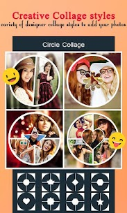 Circle Collage – Photo Collage Maker 2