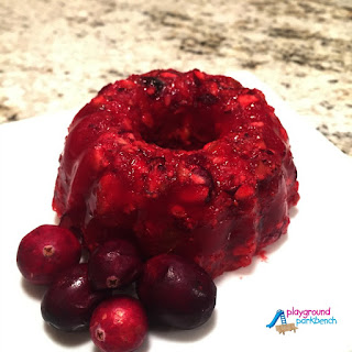 Quick & Easy Cranberry Relish