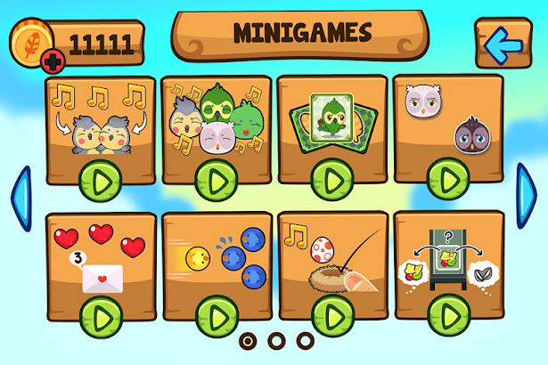 My Virtual Birds - Pet Birds Game For Kids screenshot