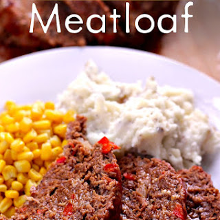 Slowcooker BBQ Meatloaf