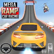 Mega Ramp Car Stunts Racing : Impossible Tracks 3D