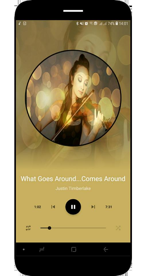 Prime Music - Audio Player Pro - No Ads Screenshot 2