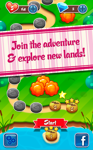 Kids Game - Candy Quest