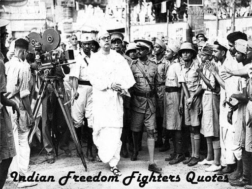 Indian Freedom Fighters Quotes 1.0 screenshots 11
