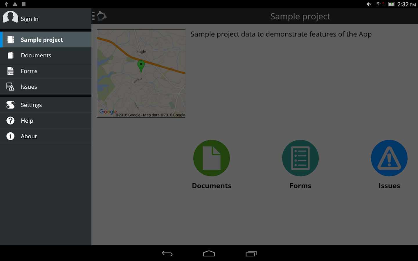 ProjectWise WorkSite- screenshot