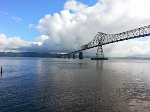 Photo: Day 1 Bridge near Astoria