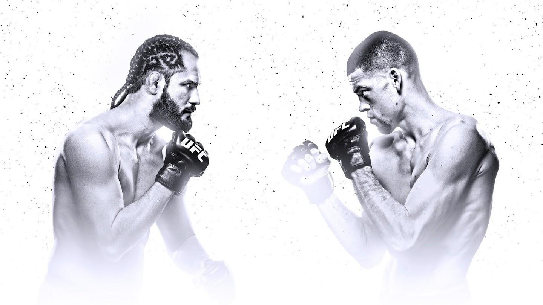 Watch UFC 244 Countdown: Masvidal vs. Diaz live