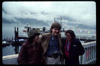 Photo: Tina Duke, Bruce McKenny, and Jane Duke
