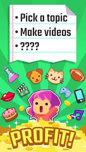Vlogger Go Viral – Tuber Game MOD (Unlimited Crystals) 3