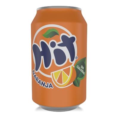Refresco Naranja Sin Calorias Lata 355Ml