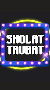 Doa Sholat Taubat - náhled