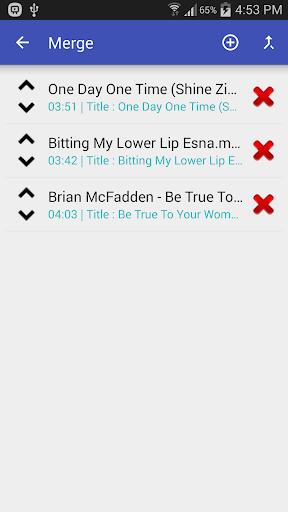 Video to MP3 Converter - MP3 Tagger 1.6.3A screenshots 6