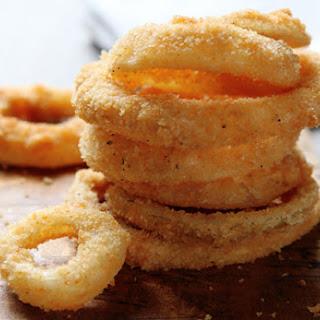 Moonshine Onion Rings.