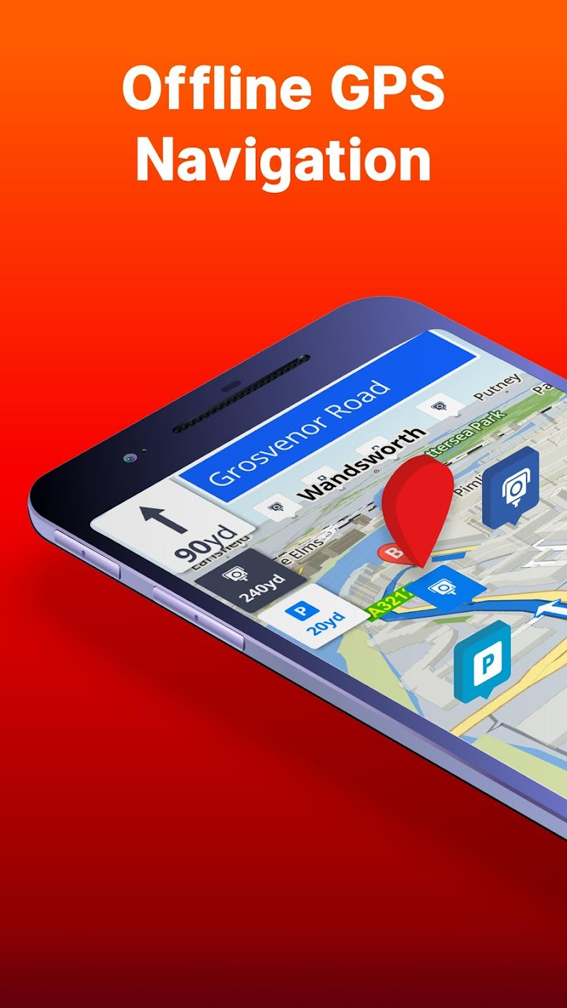 Sygic GPS Navigation APK Cracked Free Download | Cracked