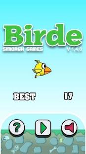 Birde - náhled