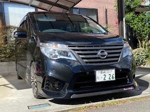 セレナ HFC26 H27年式ハイウェイスターのカスタム事例画像 純(team's Lowgun🐺関東)さんの2020年10月24日13:46の投稿