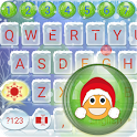 Animated Christmas Keyboard icon